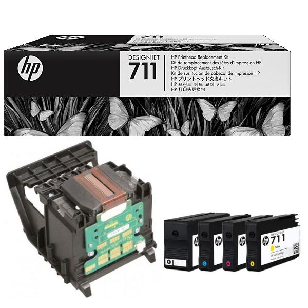 CABEZAL HP C1Q10A (711) DGJ T120/T520