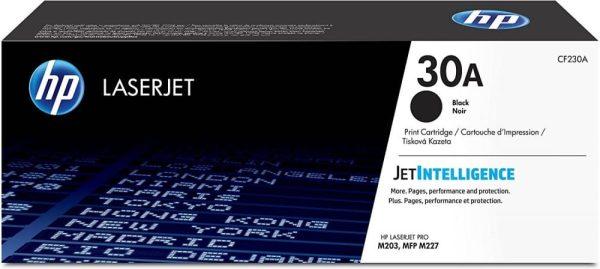 TONER HP CF230A (30A) L.J.P M203DW NEGRO