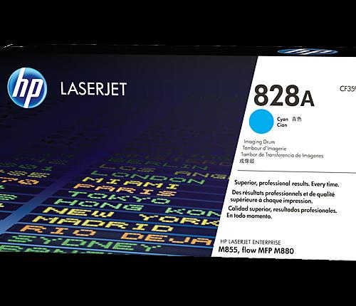 TAMBOR DRUM HP 828A CYAN CF359A