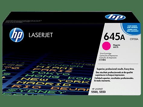 TONER HP C9733A (645A) L.J. 5500 MAGENTA