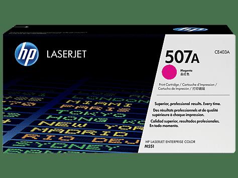 TONER HP CE403A (507A) L.J. M551 MAGENTA 6000PG