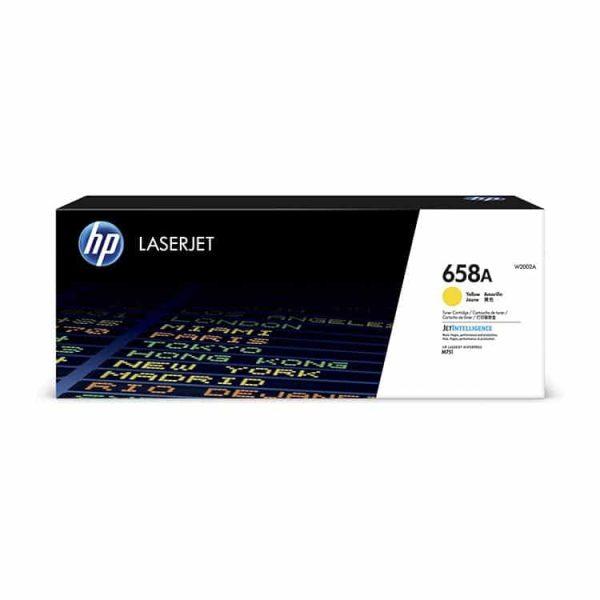 TONER HP W2002A (658A) LaserJet M571 YELLOW 6,000 PGS