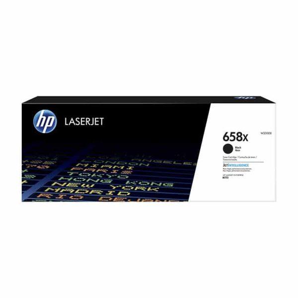 TONER HP W2000X (658X) LASERJET M571 BLACK 33,000 PGS