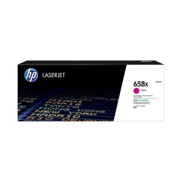 TONER HP W2003X (658X) LaserJet M571 MAGENTA 28,000 PGS