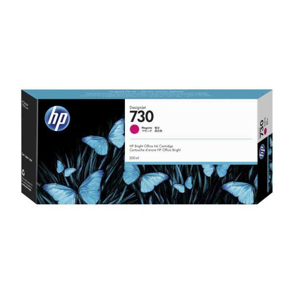 TINTA HP P2V69A (730) 300ML MAGENTA